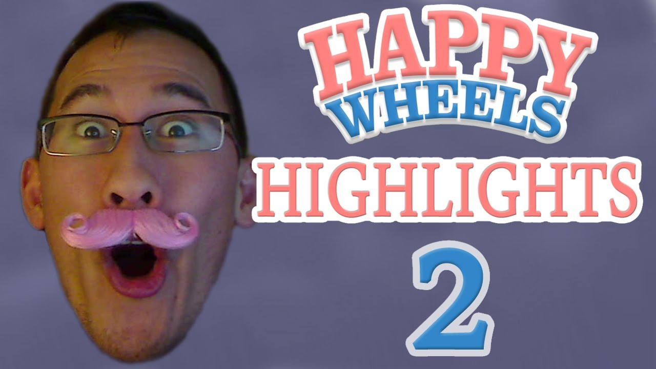 Happy Wheels 2 - A Game Everyone Loves